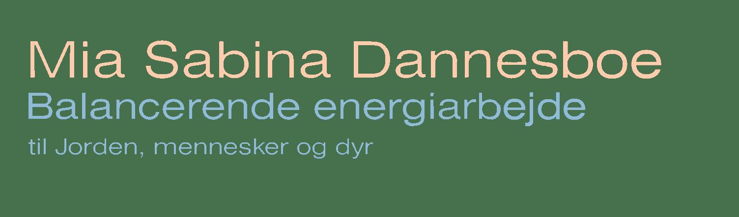 Mia Sabina Dannesboe